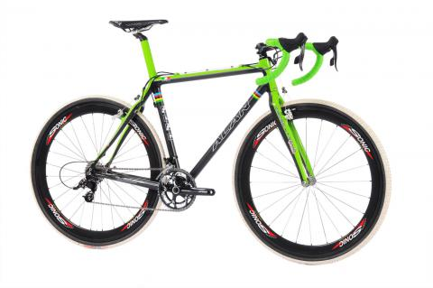 ALAN CROSS XTREME CARBON (Rahmen)