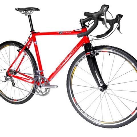 KINESIS UK CROSSLIGHT PRO5 BIKE 2010