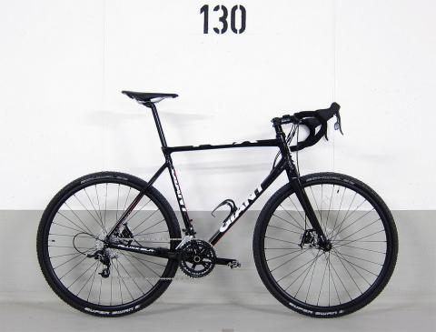 Giant TCX SLR 2 2014 sub 9 Crossladenedition
