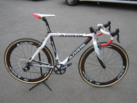 ADRISPORT CC FIRST 2010