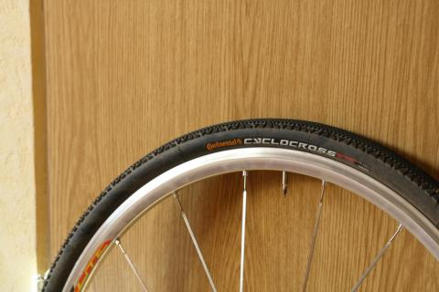 Continental Cyclocross Speed 35 (falt)