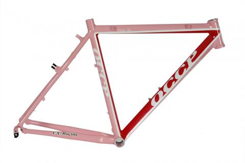 OCCP CYCLOCROSS STEP AL NEW DESIGN RAHMEN