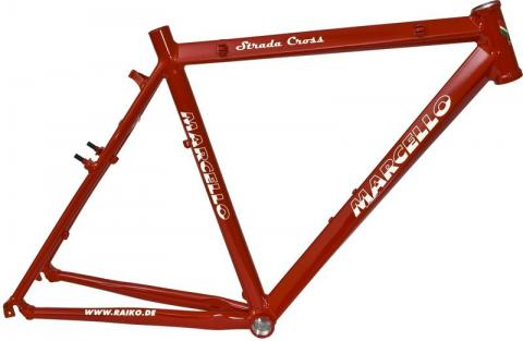 MARCELLO STRADA CROSS ALU