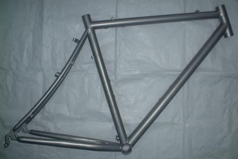 XI'AN CHANGDA CYCLOCROSS FRAME (Massrahmen)
